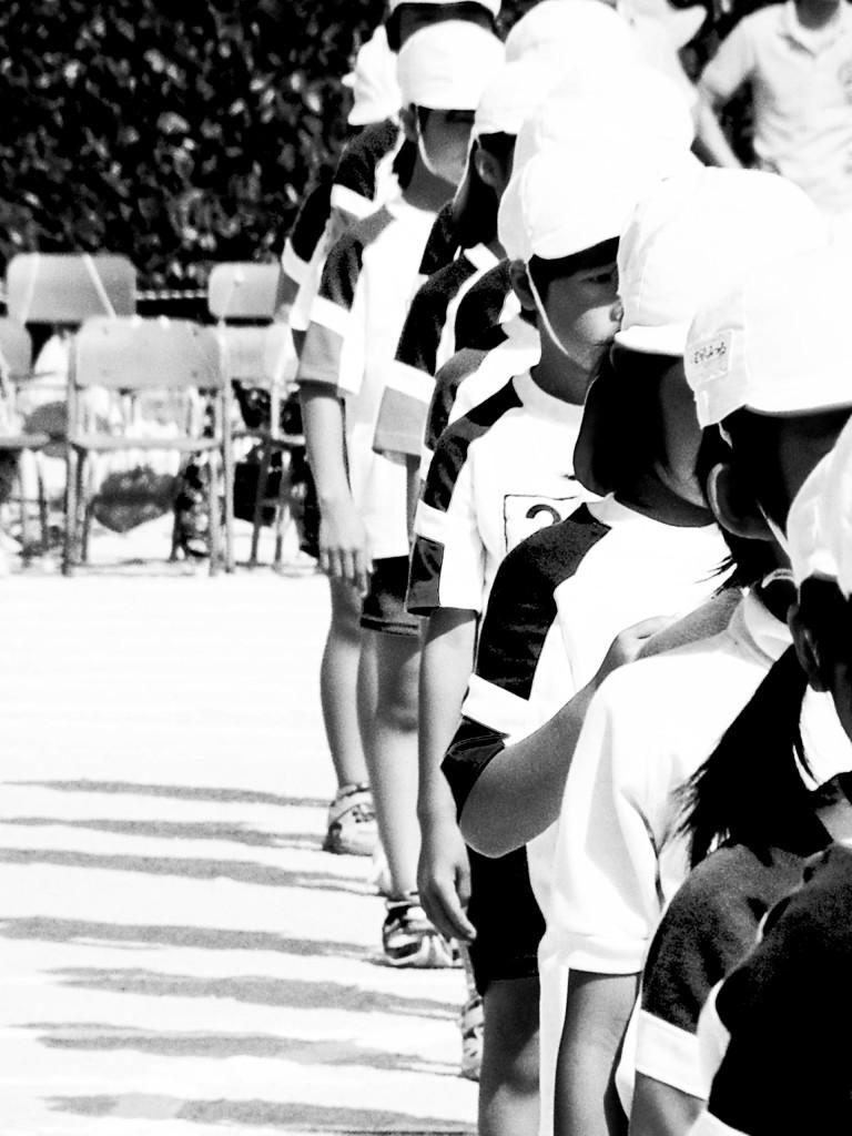 Undokai a Japanese sports day