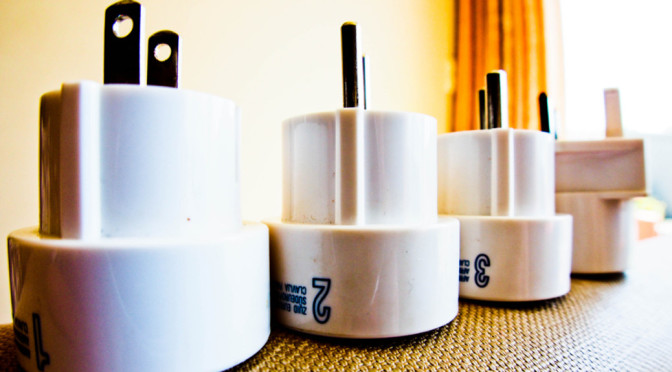 Travel adapters and their mysteries