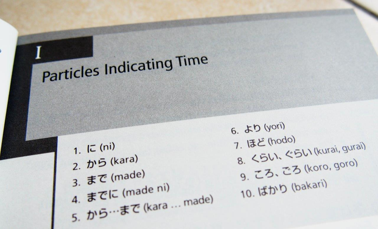 a dictionary of japanese particles pdf