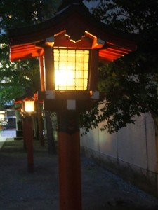 Hanazono-Shrine