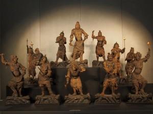 TOKYO NATIONAL MUSEUM AND UENOKOEN