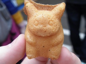 Pikachu food