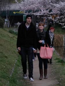 Khalina-san and Jan-san